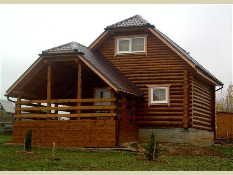 Деревянны дома и дачи из сруба строительство.